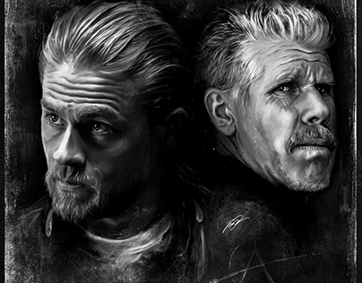 SUCCESSION - Sons of Anarchy Artwork