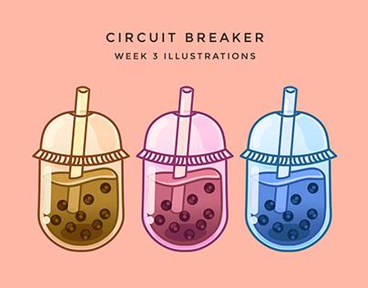Illustrations : Circuit Breaker Week 3