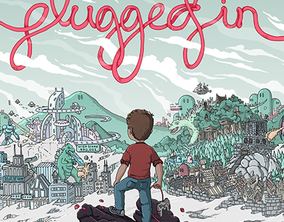 Plugged In Book Cover