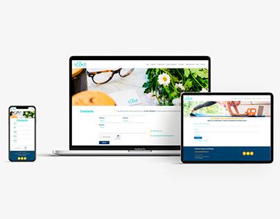 Sitio Web - Desarrollo y Diseño