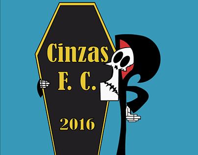 Logo - Cinzas F.C.