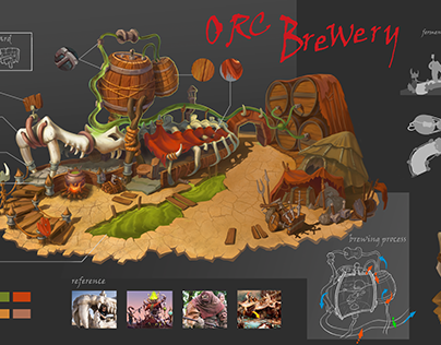 orc brewery