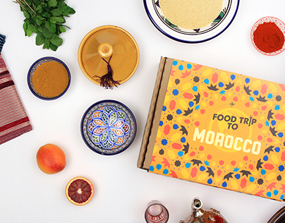 Food trip to Morocco