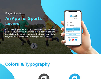 Play AT Sports | Case Study