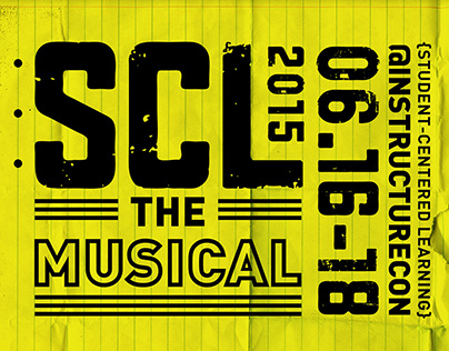 InstCon 2016 (Student-Centered Learning: The Musical)