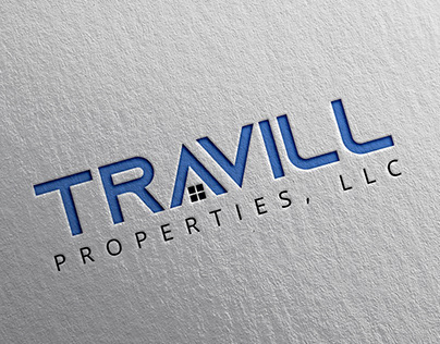 Properties LLC Logo Design