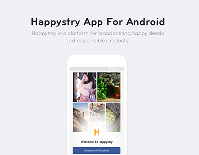 Happystry App For Android