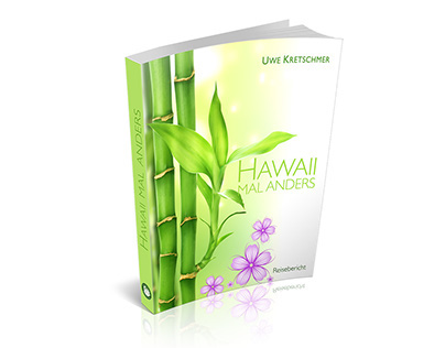Cover design // BOOK HAWAII MAL ANDERS