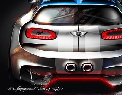 2015 MINI Vision Clubman GT6