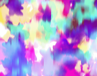 Tie-Dye Abstract