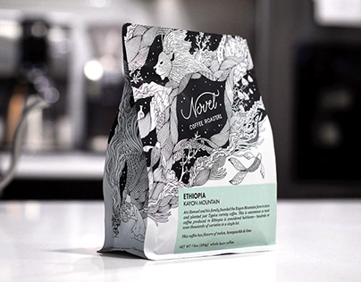 Novel Coffee Packaging