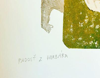radosť z herbára/joy of herbarium