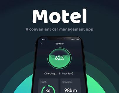 Motel App (Cars)