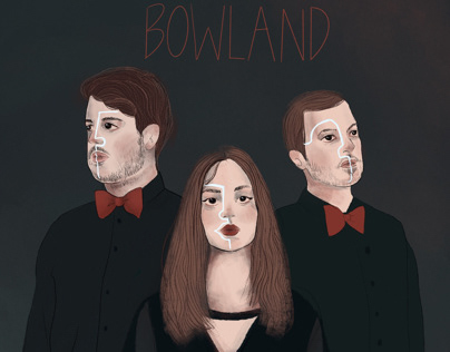 """Cover for """"Bowland"""""""
