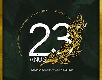 Igreja Batista Missionária 2019 / 2020