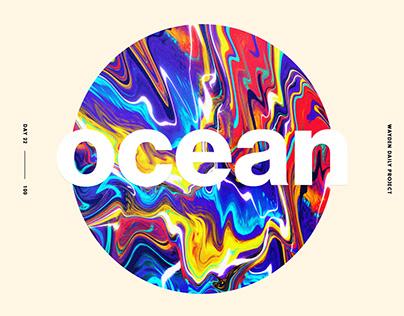 OIL OCEAN FROM DREAM