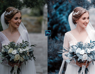 Photo Color Correction | Photoshop Action Free Download