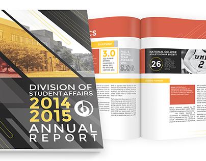 UMBC DoSA Annual Report