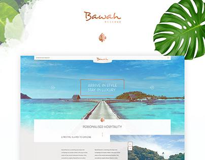 Hotel Resort Website