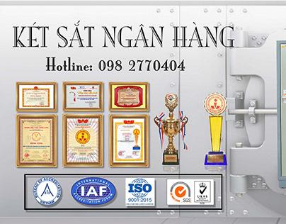 két sắt chống cháy ks90k1dt Sài Gòn