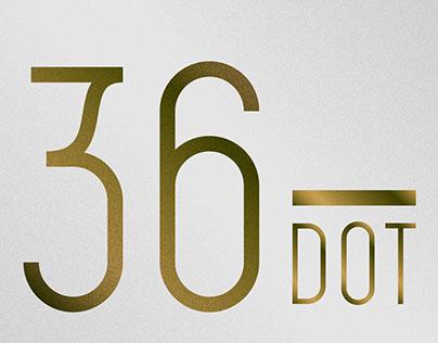 36 Days of Type: 2016