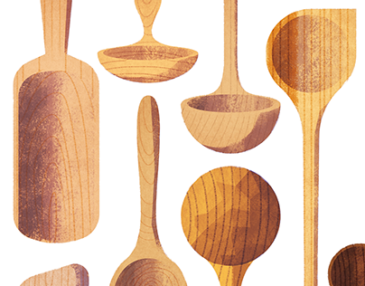 Illustrated guide to SWEDISH SPOON CARVING