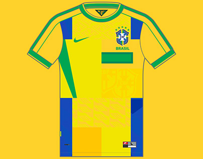 Brazil Kit History, from 1914 to present