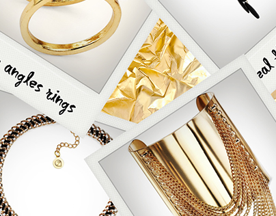 Trend Watch: Black & Gold - IG