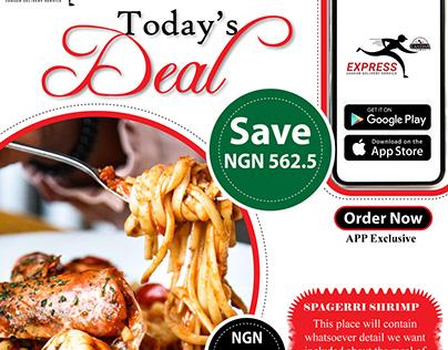 todays deal restaurant