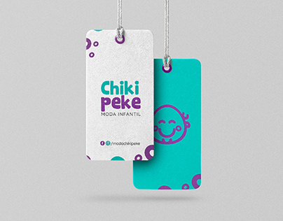 Chikipeke Moda Infantil