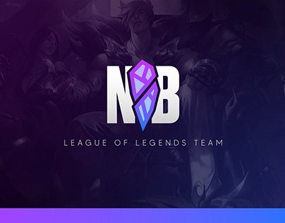 Nexus Breakers Team - Branding & Logo