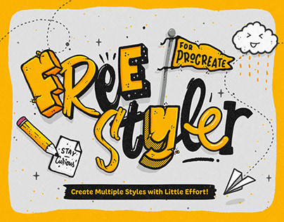 Freestyler Brushes