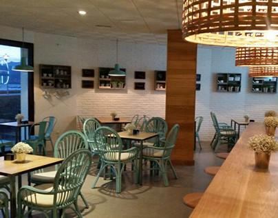 CHARLOTTE CAFÉ | ALMERÍA