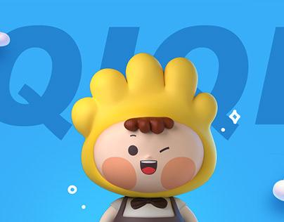 奇奇和悦悦的玩具/QIQI YUEYUE' TOYS