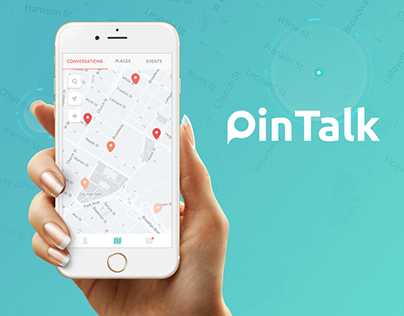 Pintalk - Mobile phone app