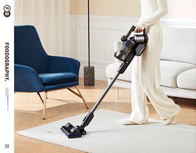小家电摄影 | midea美的吸尘器Vacuum cleaner ✖ foodography