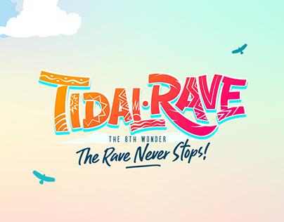 Tidal Rave Phone wallpapers