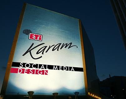 Eti Karam - Social Media Design