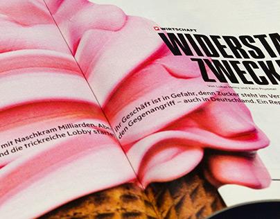 Stern – Editorial Design