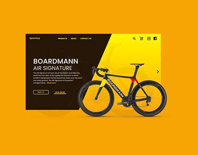 Buy Cycle Online Web Design