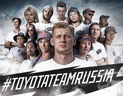 Toyota Team Russia