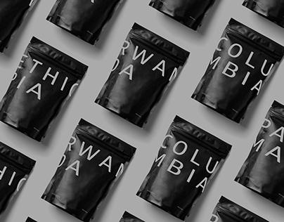 Kigali Coffee Packaging