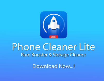 Phone Cleaner & Ram Booster