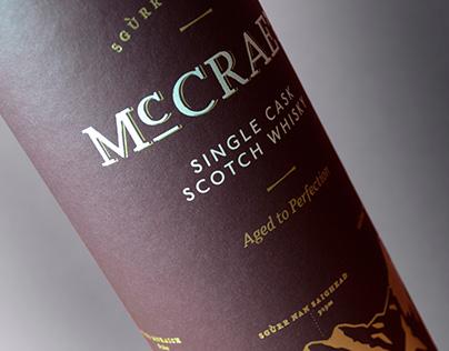 McCrae's Single Cask Scotch Whisky