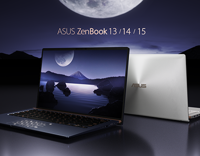 ASUS Zenbook Series Unleash your creative vision