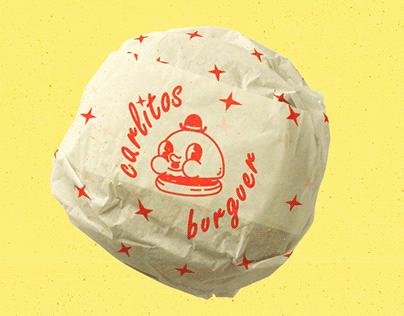 logo redesign : carlitos burguer