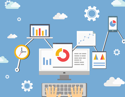 To build your Business with Cloud based ERP.