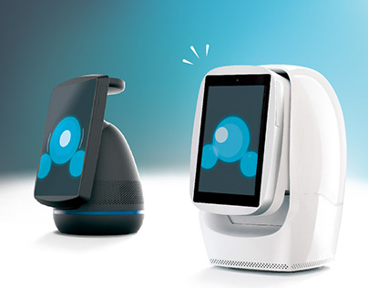 產品主視覺及文宣設計 - Robelf the Smart Robot