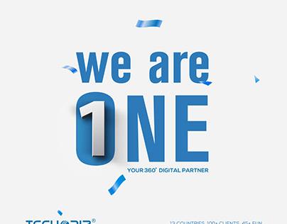 One Year Anniversary of Techoriz