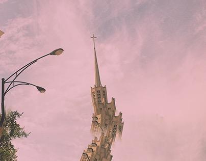 Panorama Play: Pink Series